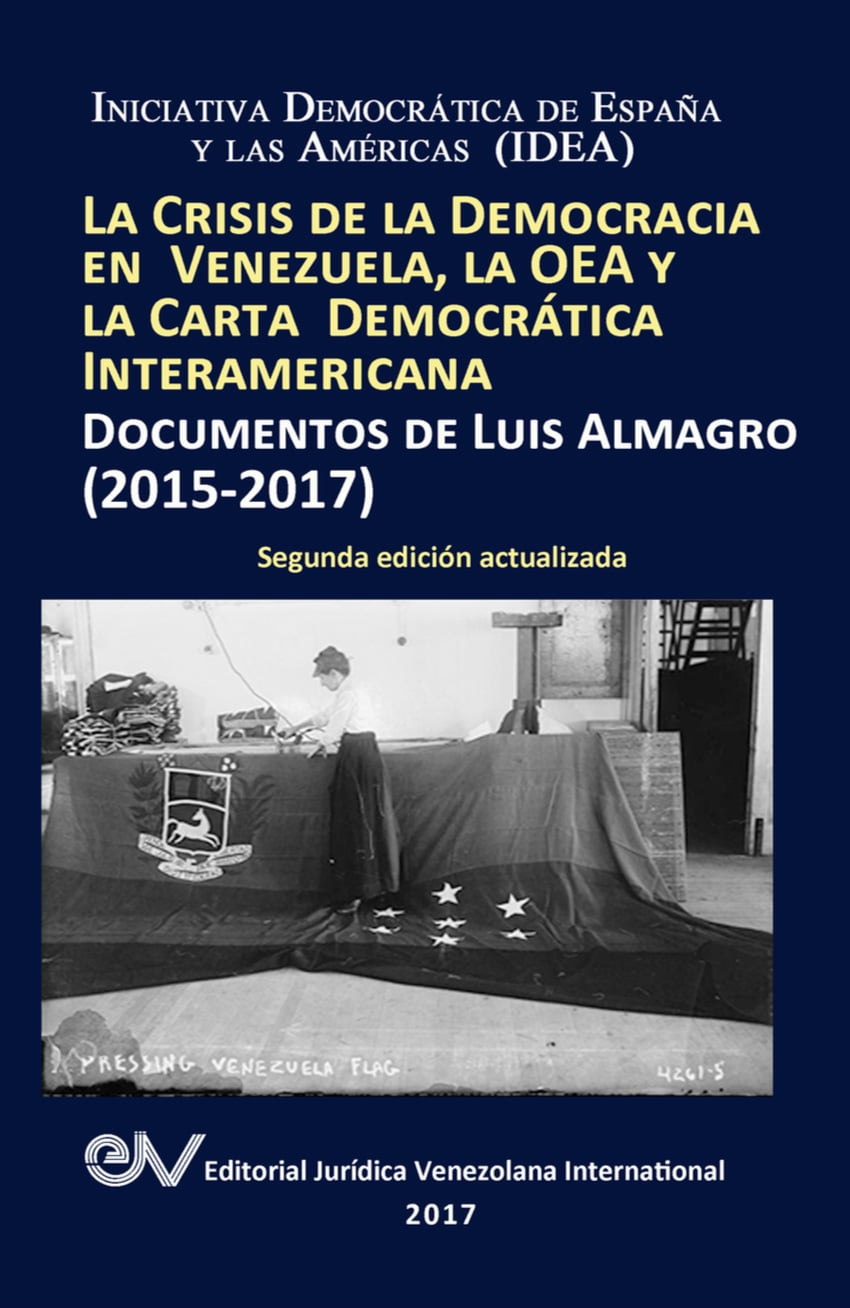 Documentos de Luis Almagro (2015-2017)  - 2017