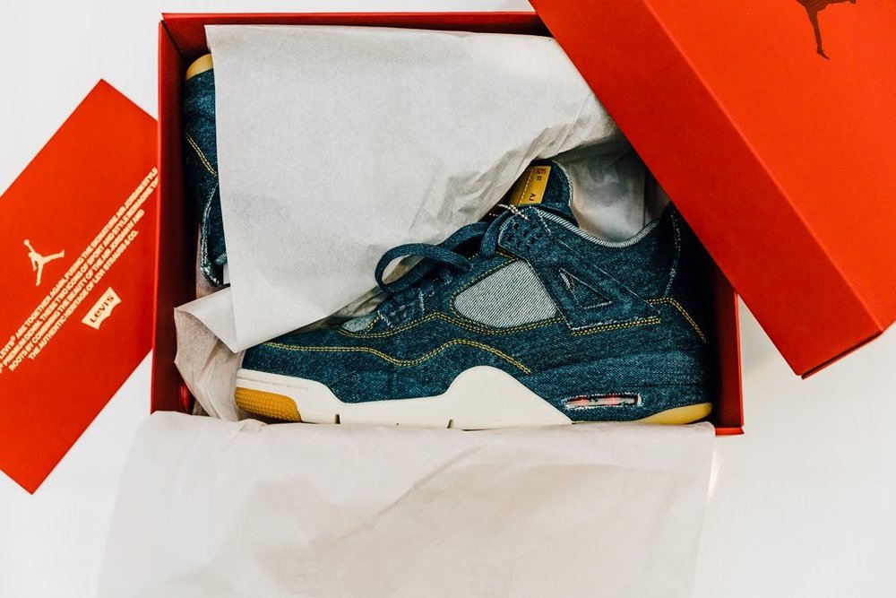 0bac95e42088e0 We got our first look at the new Air Jordan 4s when Travis Scott posted them  on Instagram account back in December.