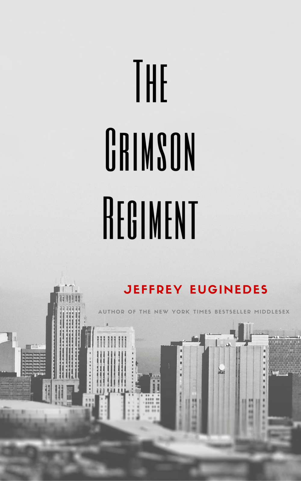 The Crimson Regiment, Eugenides fourth novel, is expected to explore themes of modern isolation in a suburban setting. A family drama which looks inwards and backwards.