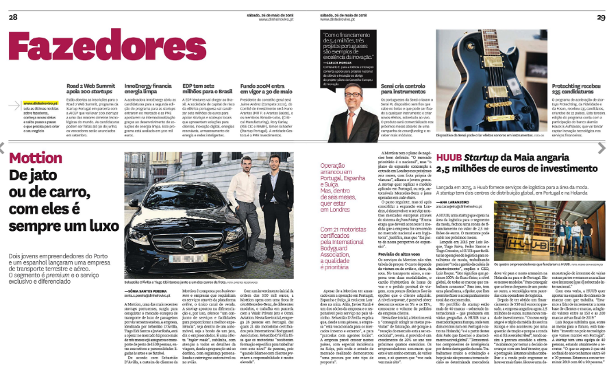 Jornal Noticias | Dinheiro Vivo