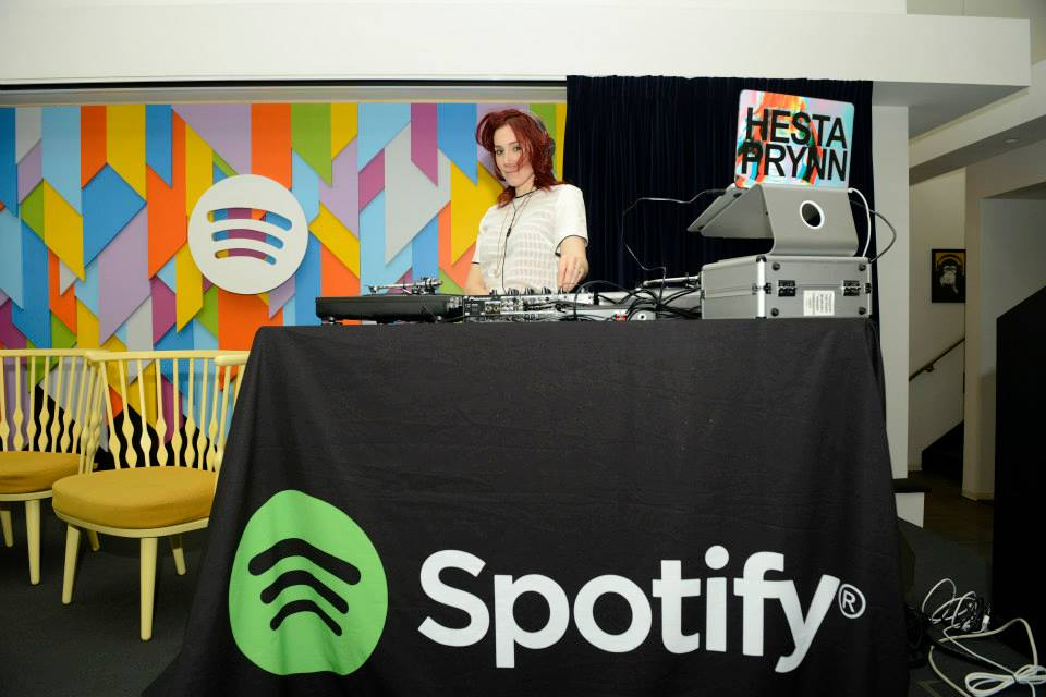 Spotify Women Advancing Event