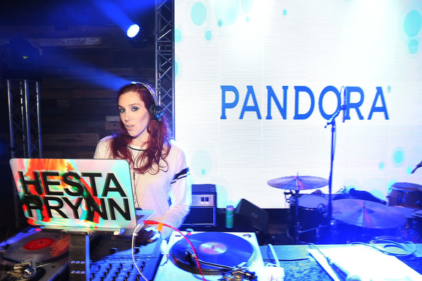 Pandora's Lollapalooza Party in Chicago