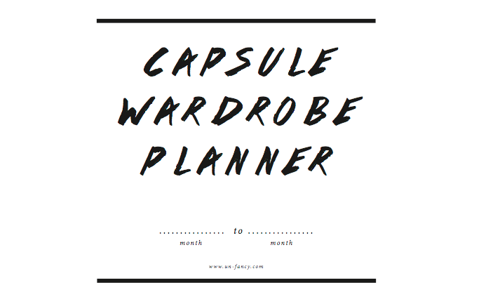 http://www.un-fancy.com/blog/capsule-wardrobe-101/how-to-build-a-capsule-wardrobe/