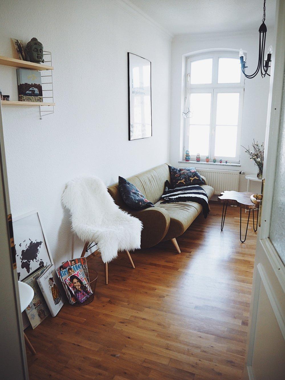 Mein Wohnzimmer - Interior Insights — Madlen Boheme