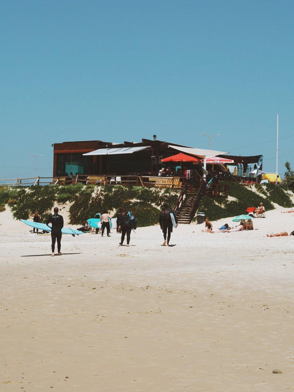 Bar da Praia - Peniche/Baleal