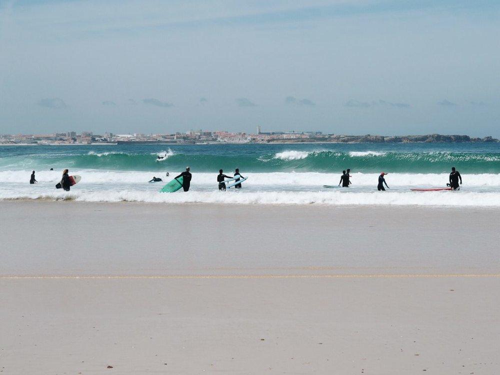 Peniche balelal surf