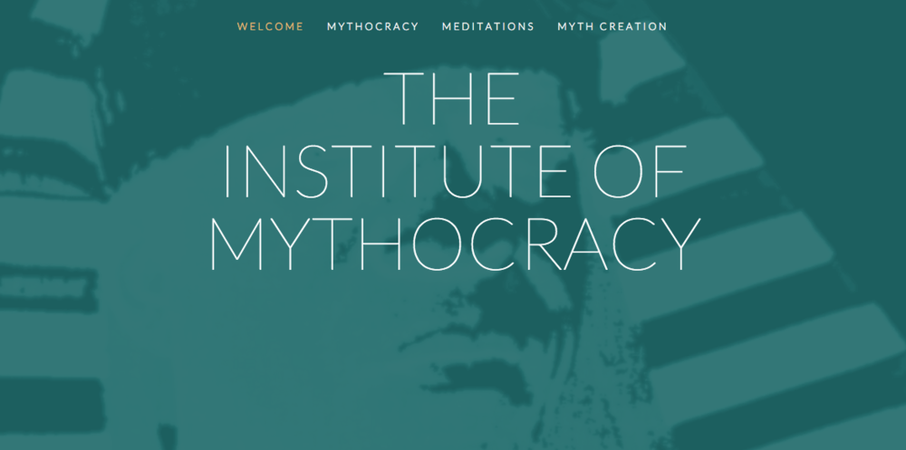 theinstituteofmythocracy.com