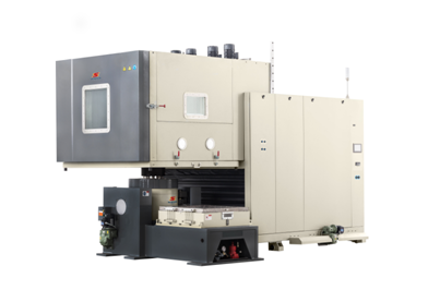 THV Series Chamber and Shaker with Monobase Slip Table