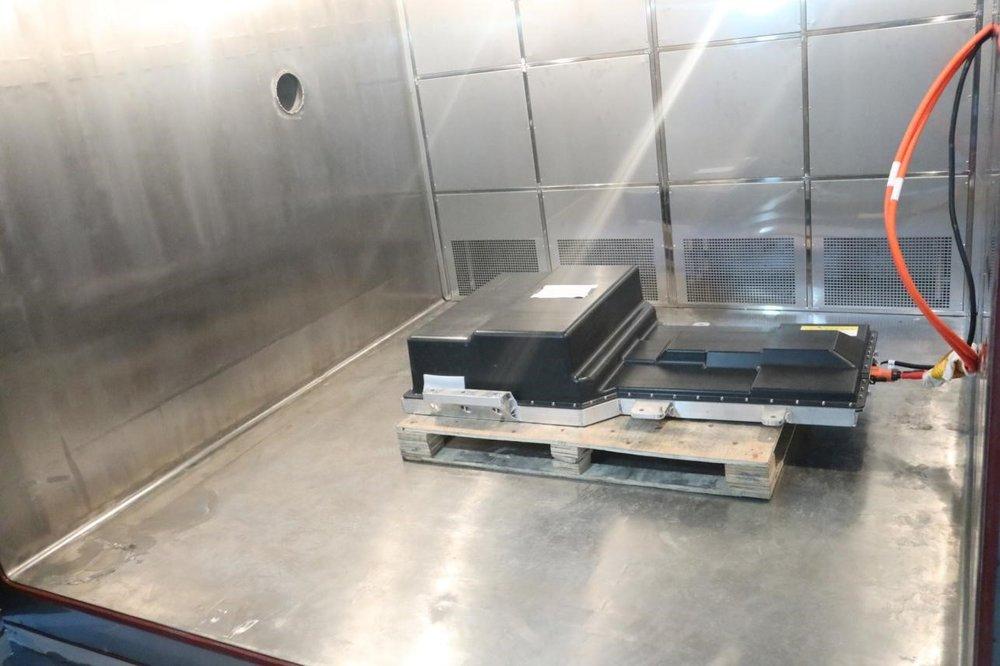 Sentek Dynamics' Environmental Testing System for Battery Testing