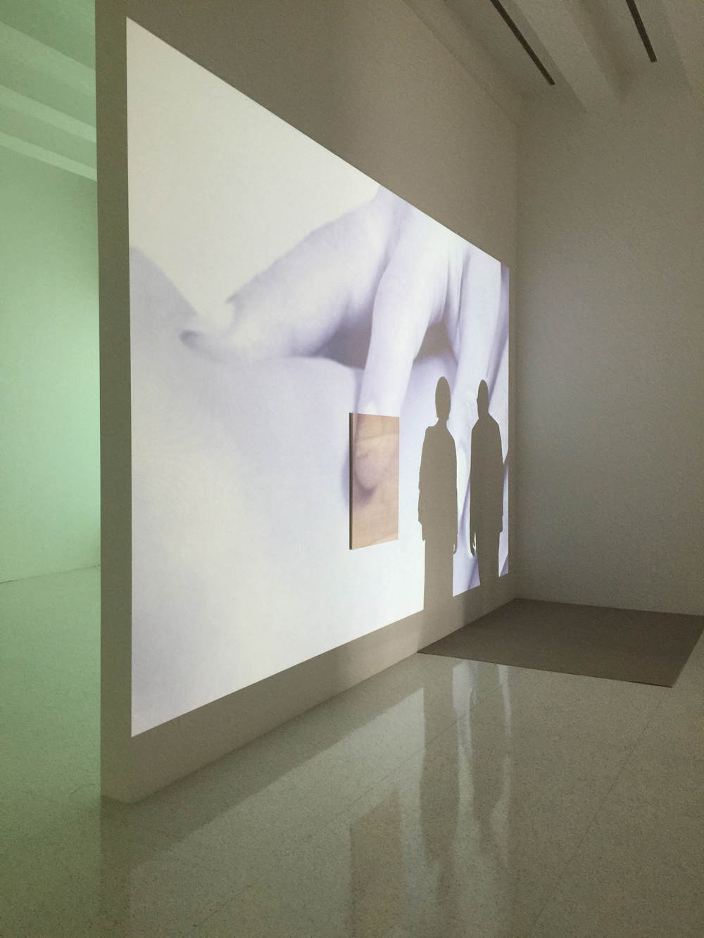 Installation view,  Lee Kit: Hold your breath, dance slowly,  Walker Art Center, Minneapolis, 2016.