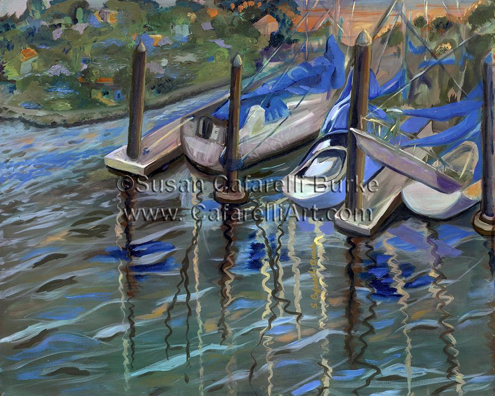 Santa Cruz Boats