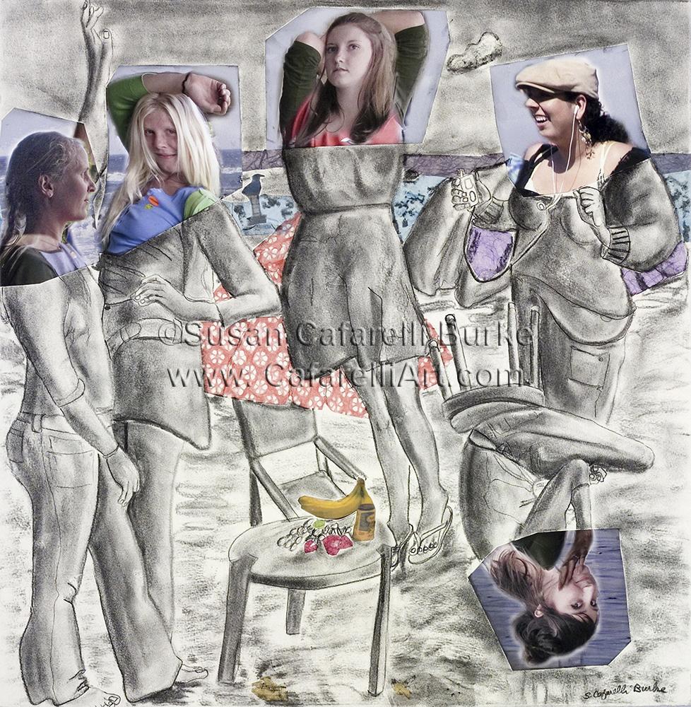 Les Demoiselles of Santa Cruz, V8