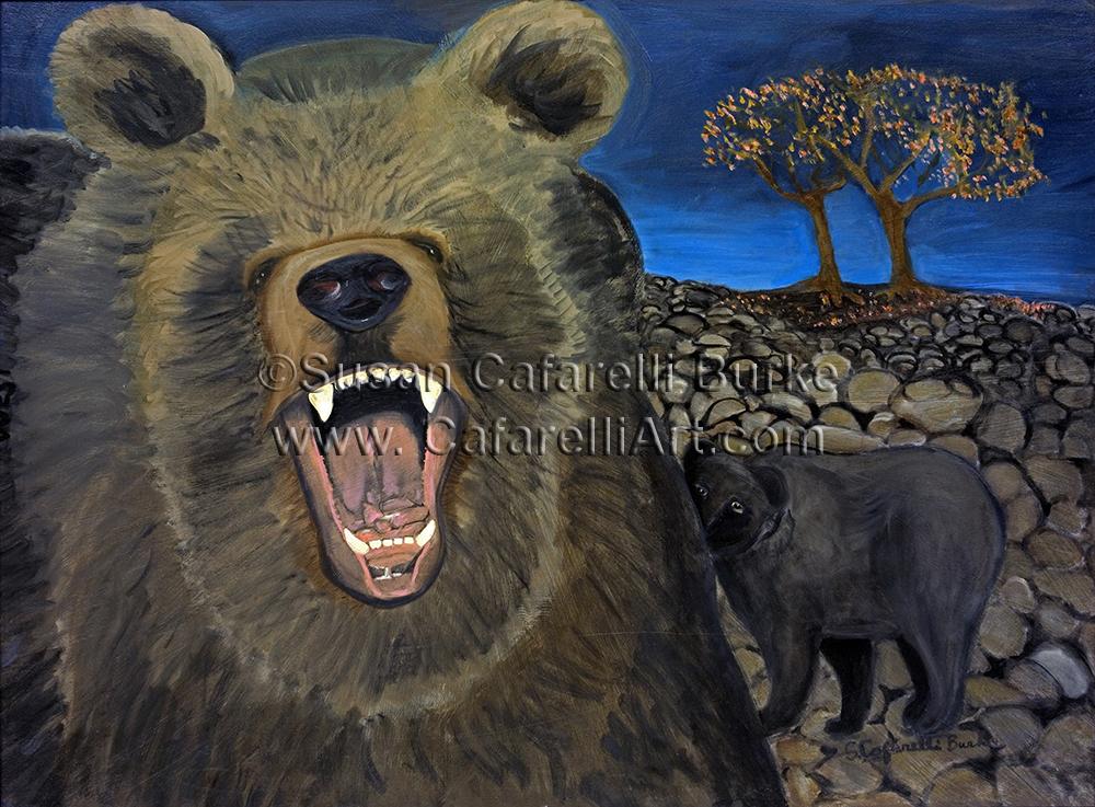 Path of the Bear