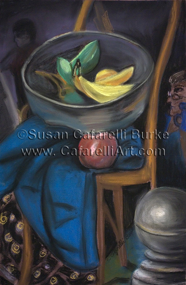 Still Life With Viewer