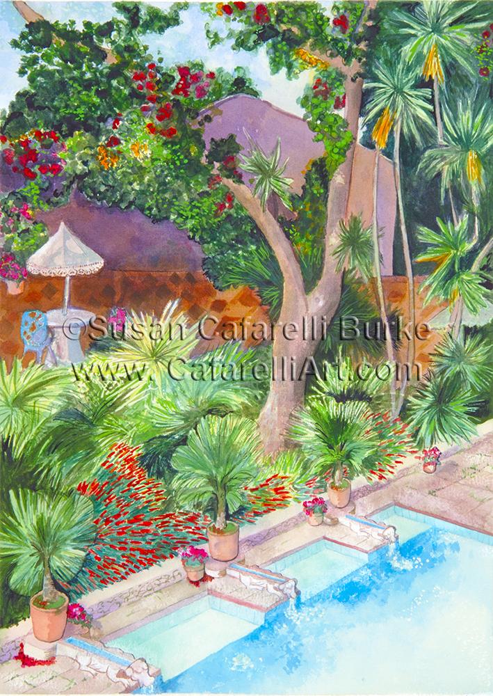 Hyder House Pool