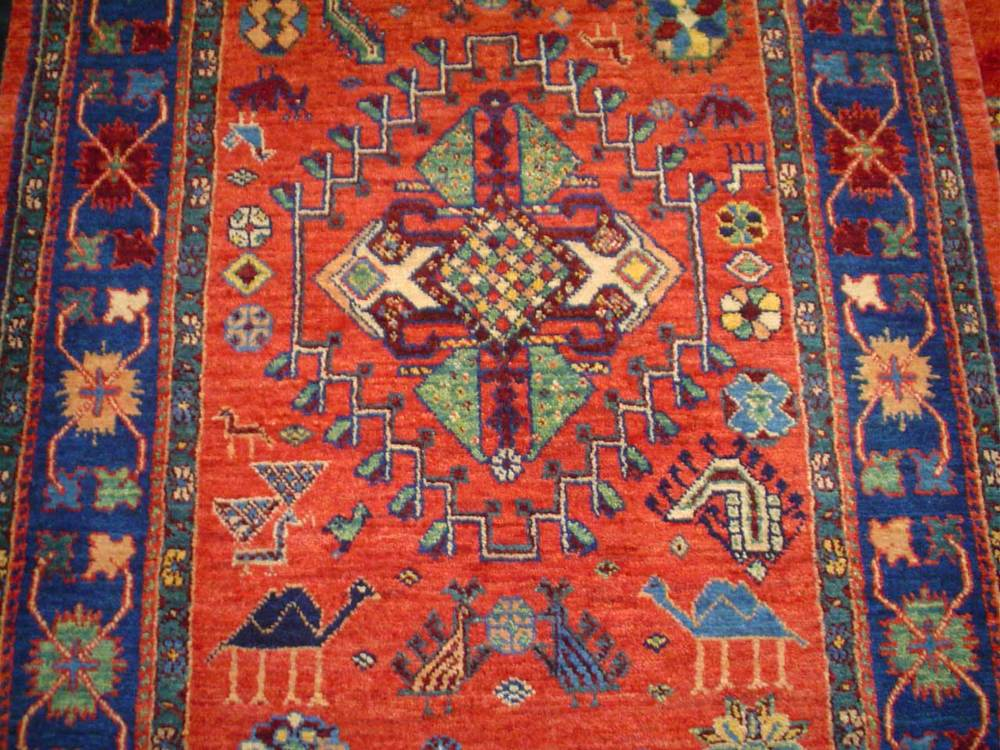 #33: Beautiful 7 ft. Qashqai runner. Sold.