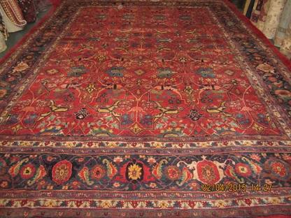 11 x 15 Gorgeous Garrus Persian Bidjar