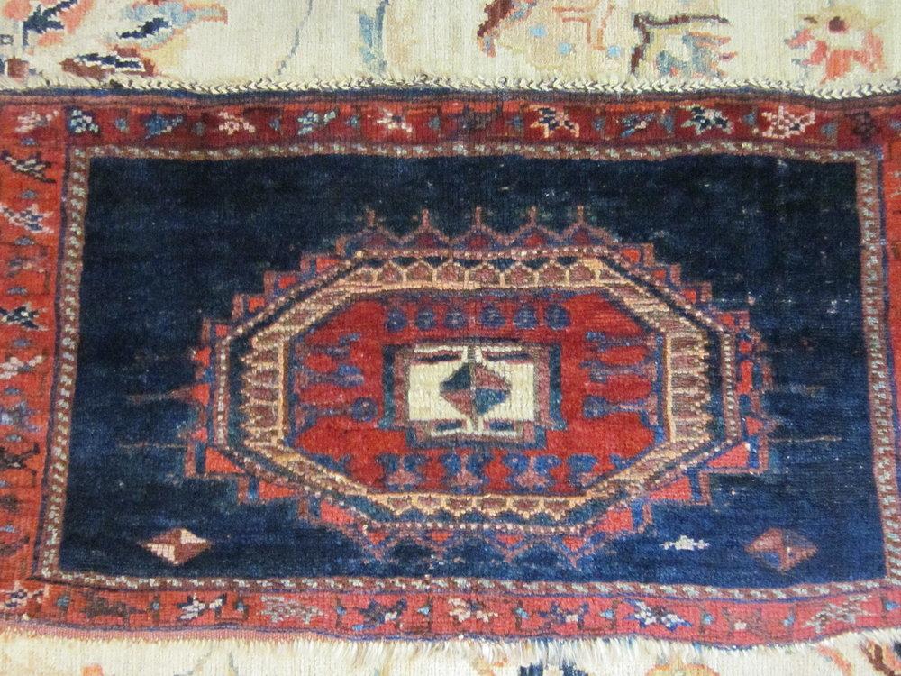 Beautiful Persian Afghar bagface.