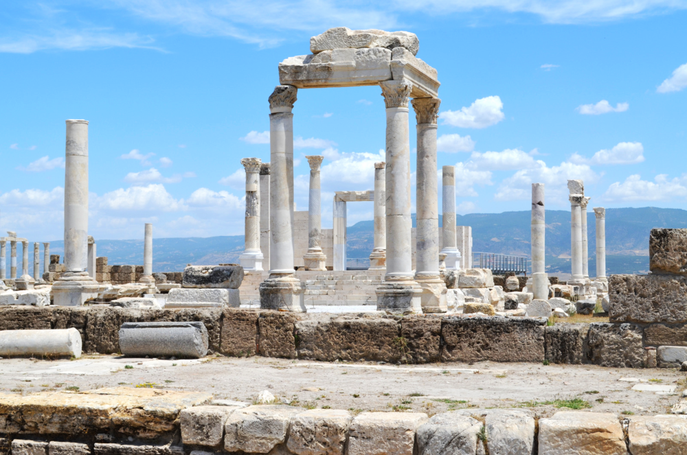 Laodicea on the Lycus.