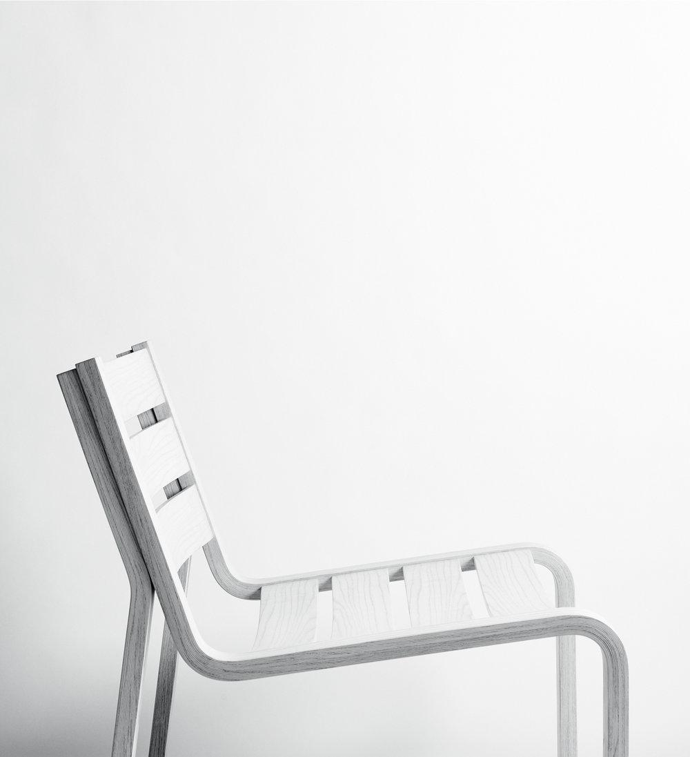 "Patrick Kana x 5th26 ""Madison"" Chair"" made of Birch."