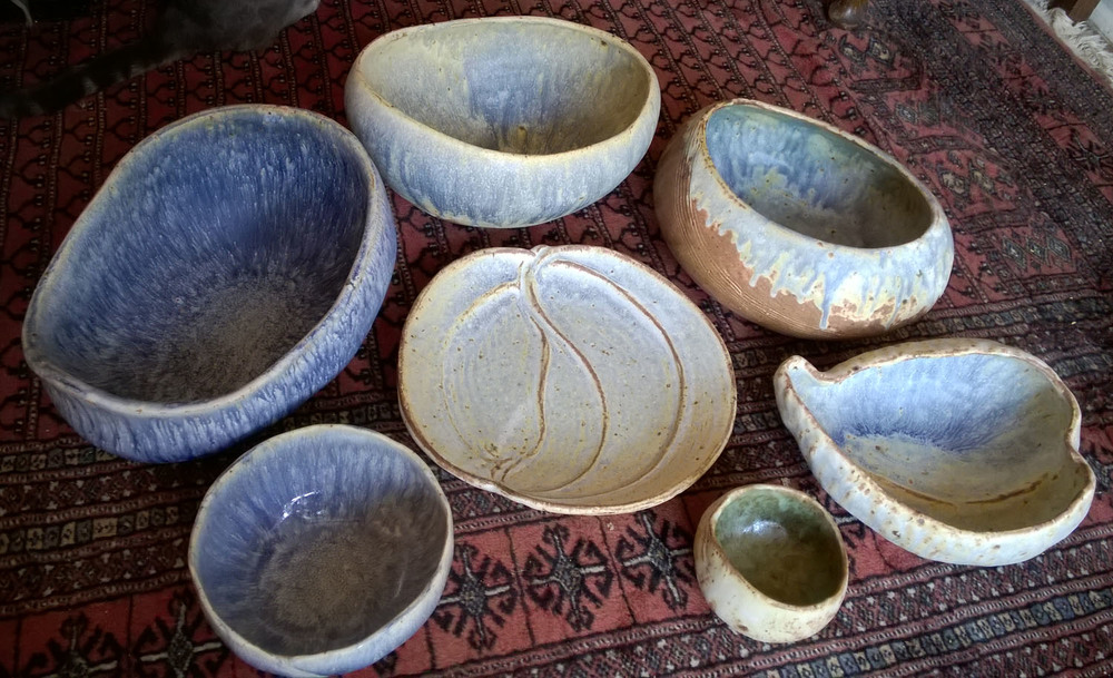 Collection of Bowls 1