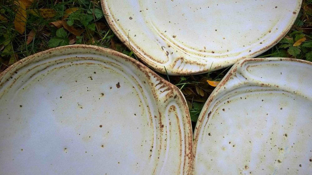 Three leave plates, carved, detail, shell resized.jpg