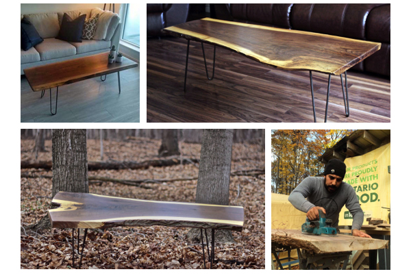 MAKE YOUR OWN Coffee Table Workshop -