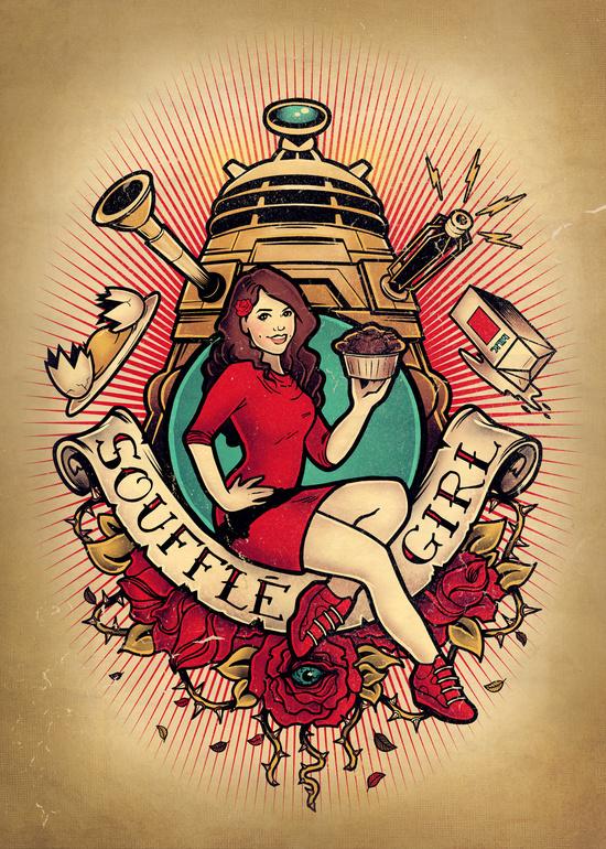 Souffle Girl