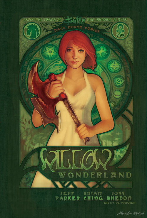 Willow: Wonderland Variant #2