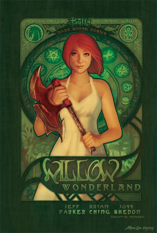 Willow: Wonderland Variant #2