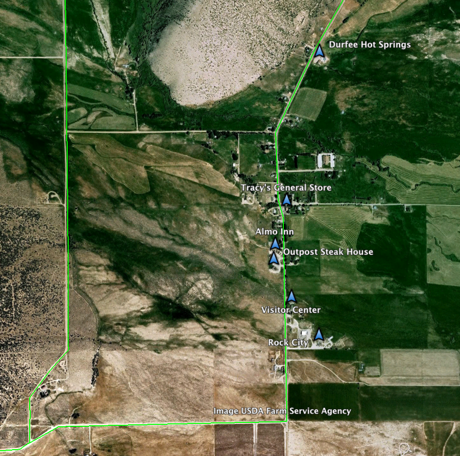 Almo, ID Map