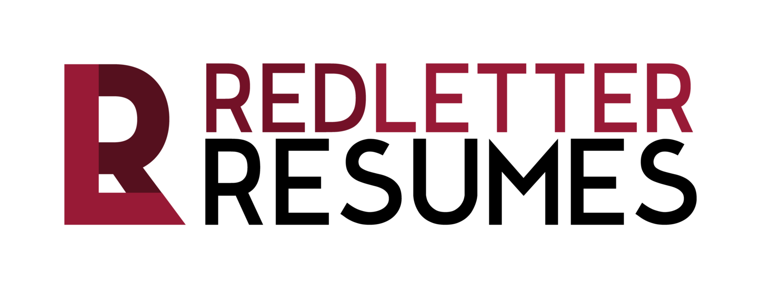 Red Letter Resumes LLC | Resumes, Cover Letters, & Linkedin Profile Services