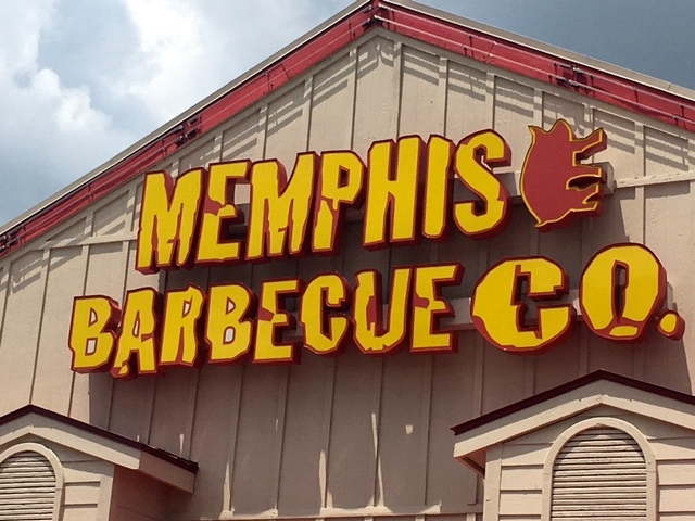 This place is amazing. A Memphis must. It's been seen on the hit show  Diners Drive-in's & Dives .