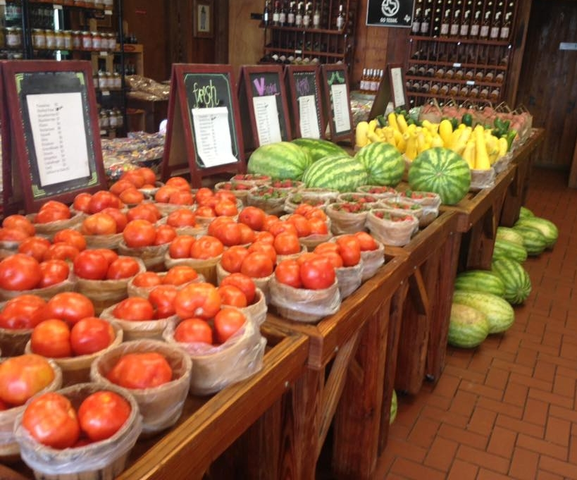 Farm fresh bushels of goodness right here!