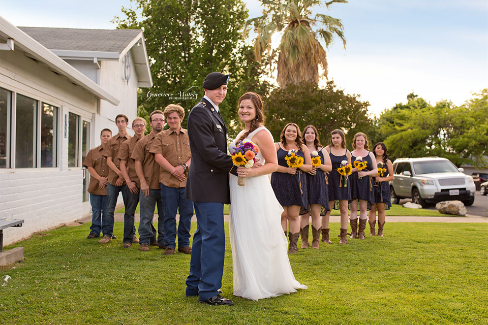Oroville wedding photographer | Genevieve Waters Photography 6
