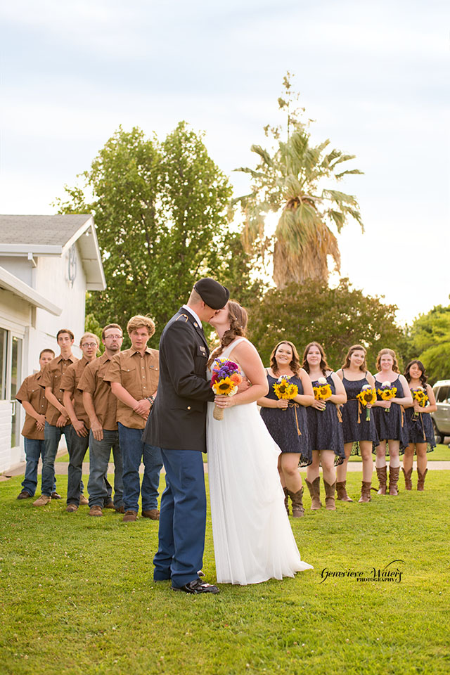 Oroville wedding photographer | Genevieve Waters Photography 7