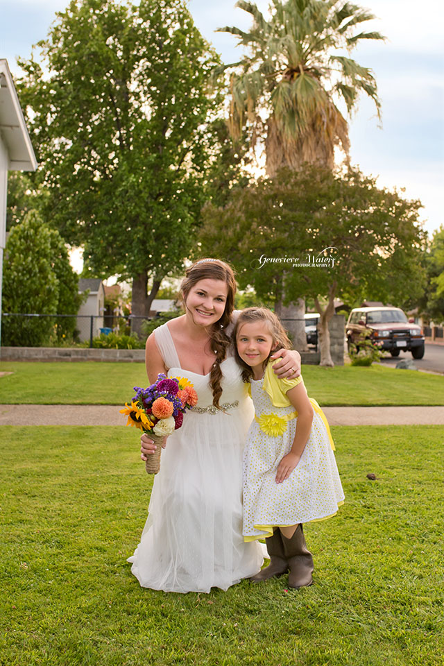Oroville wedding photographer | Genevieve Waters Photography 14