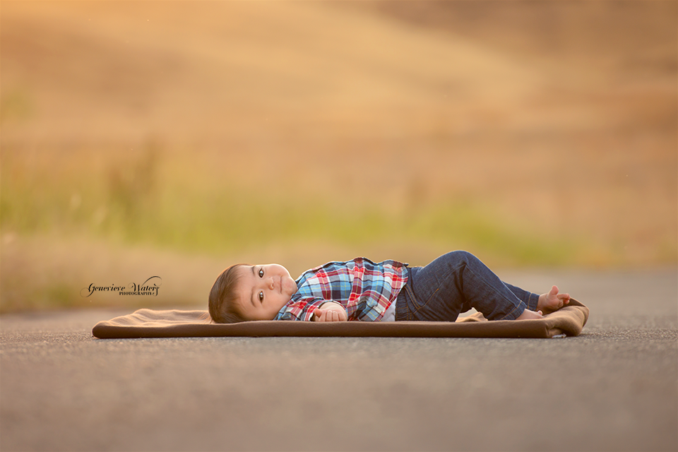 Baby Photo Session | Fall Photos | Oroville Photographer