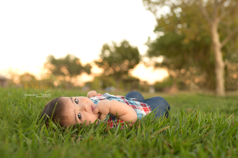Children's Photo Session | Genevieve Waters Photography | Fall Photos
