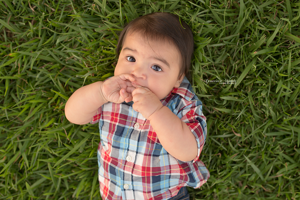 Oroville baby Photos | Genevieve Waters Photography