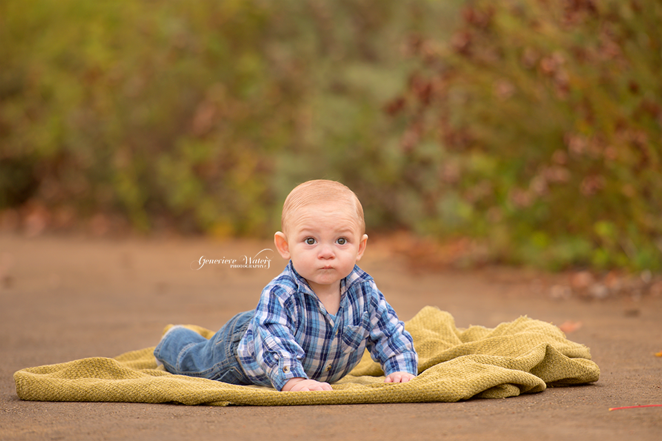 Oroville Baby Photography | Genevieve Waters Photography