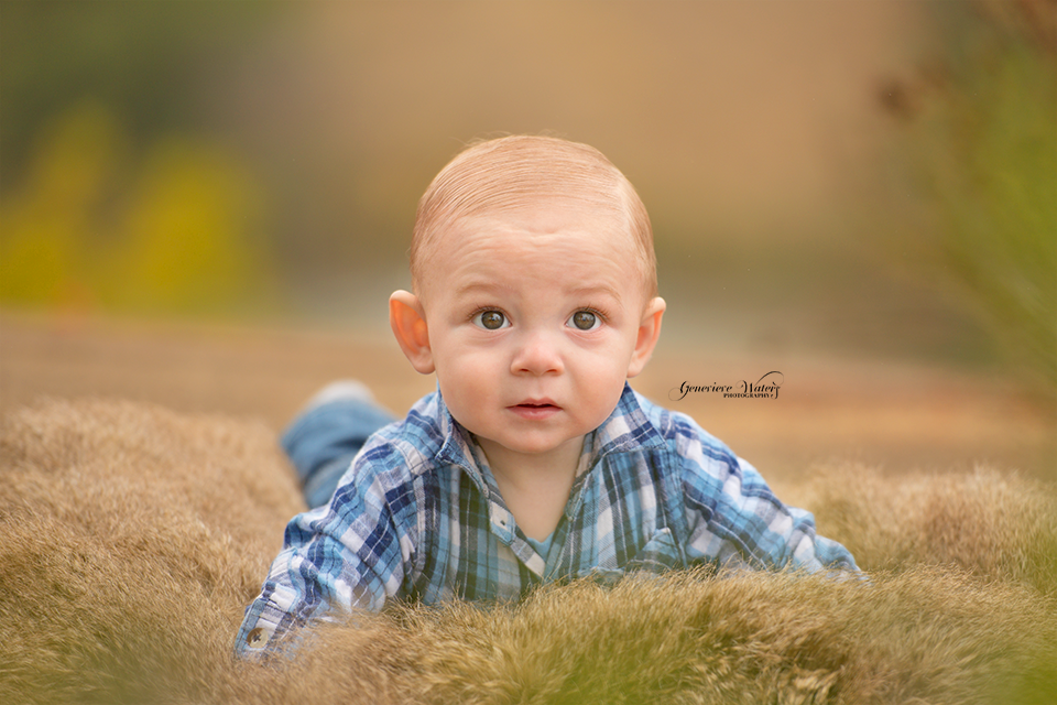 Oroville baby photography | Genevieve Waters Photography | Oroville Photography