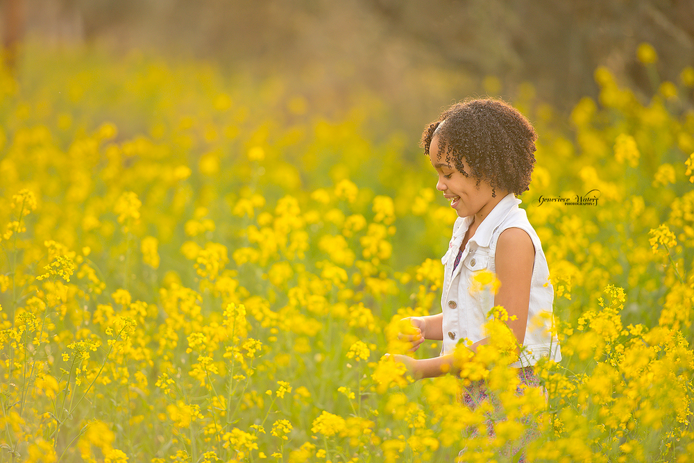 Spring Photography in Oroville