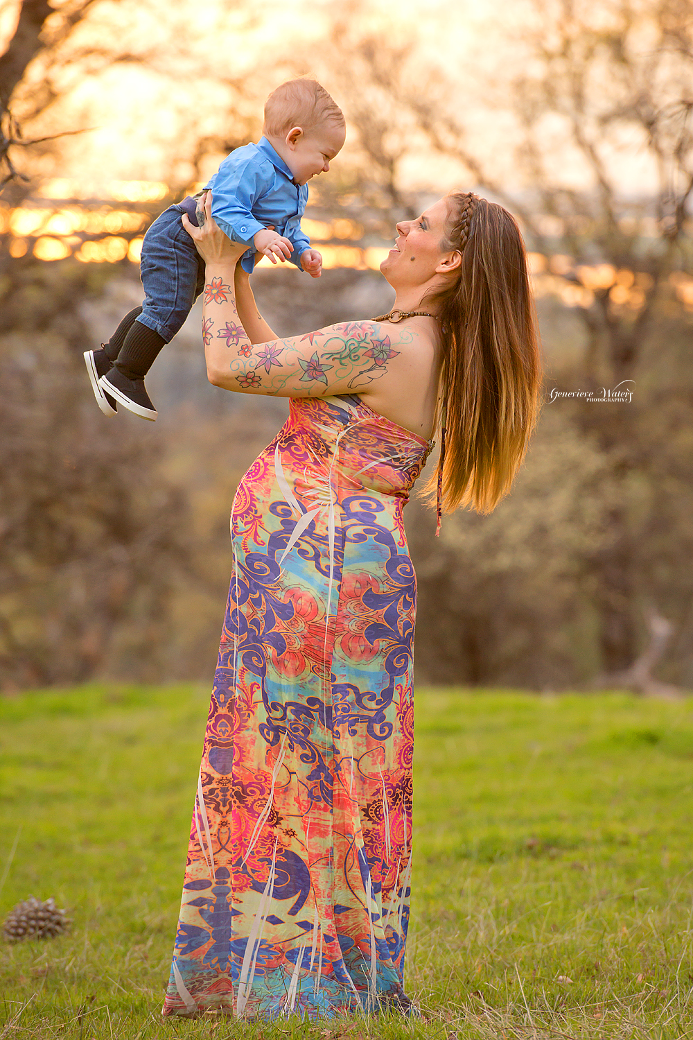 Oroville Child Photographer | Maternity Photography