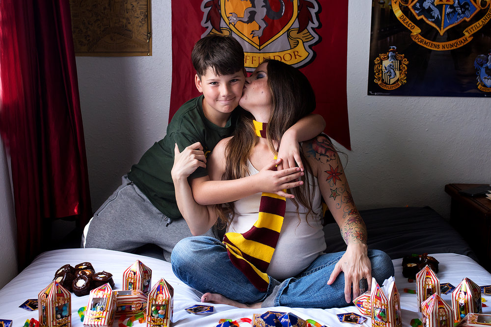 Harry Potter Pregnancy reveal, Oroville photography  (14).jpg