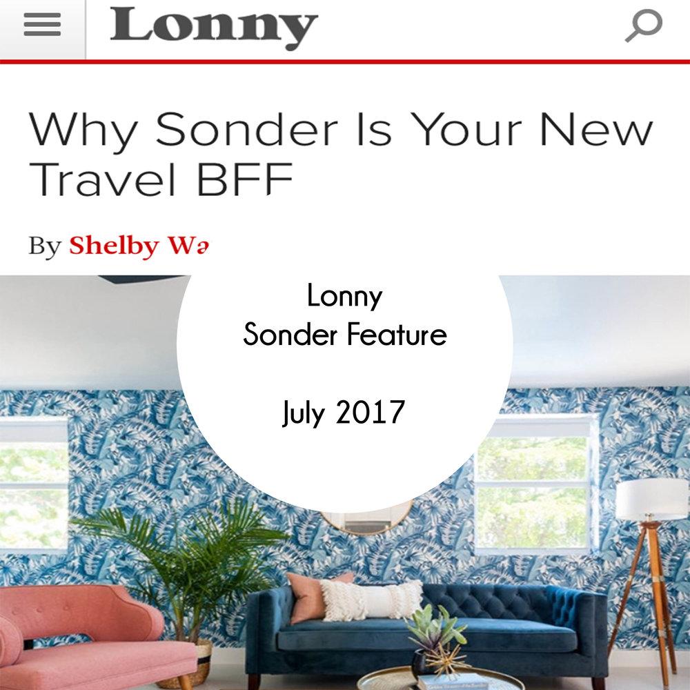 Lonny Sonder Solid