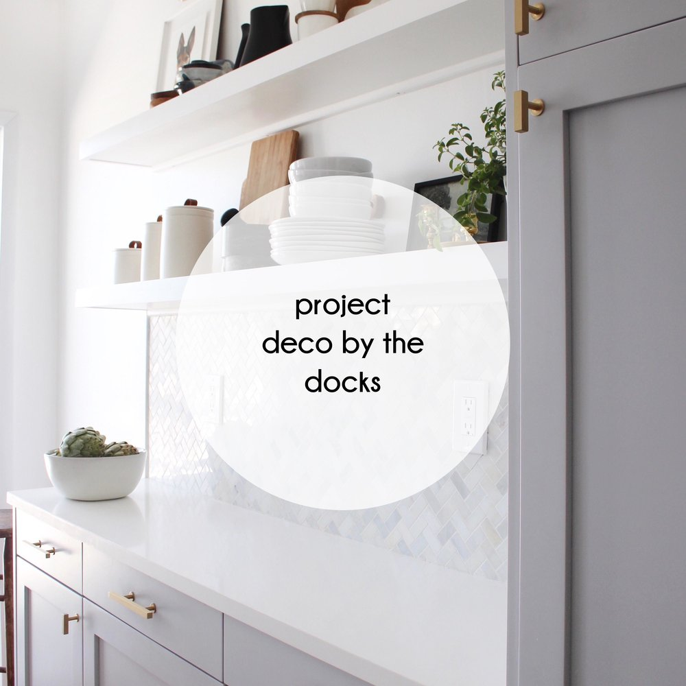 project deco by the docks button