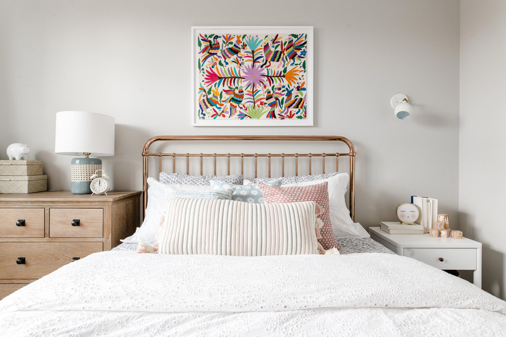 parkland project kids bedroom - the habitat collective - interior design