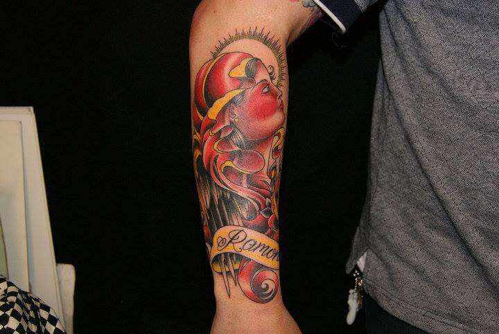 anthony-filo-rochester-tattoo-artist-traditional-forearm tattoo.jpg