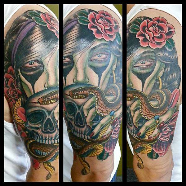 anthony-filo-rochester-tattoo-artist-zombie-girl-snake-tattoo.jpg